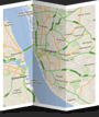 Street map of Liverpool
